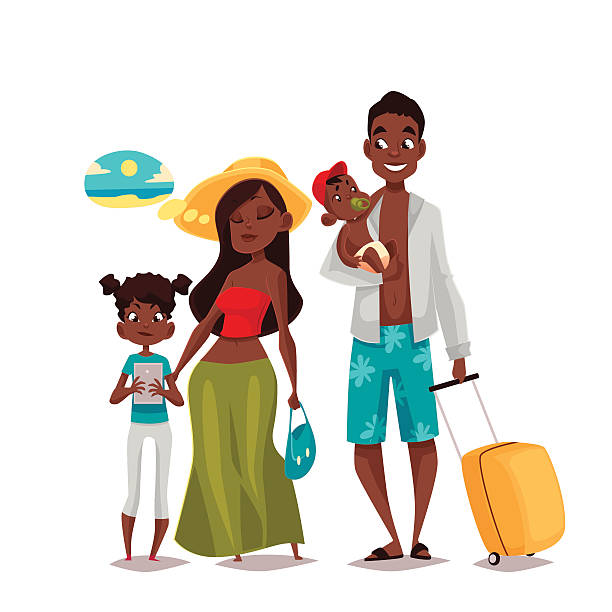 Family Vacation Clipart | Free download on ClipArtMag