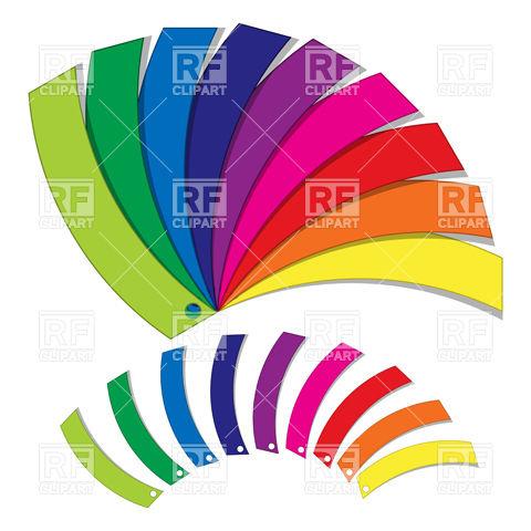 480x480 Polygraphic Color Palette