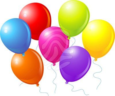 400x334 Fancy Balloons Images Carnival Balloons Clipart