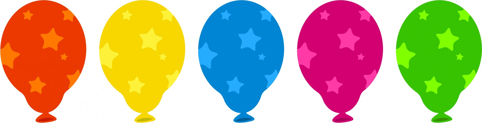 1920x490 Free Birthday Balloon Clip Art Free Clipart Images