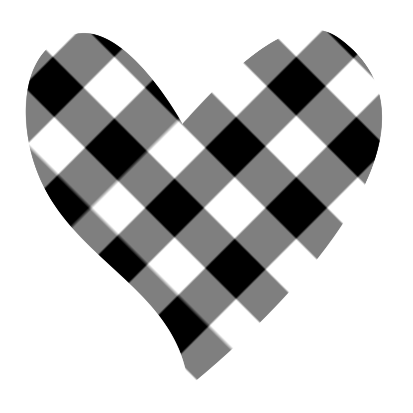 830x830 Black Heart Heart Black And White Heart Clipart Clip Art 2