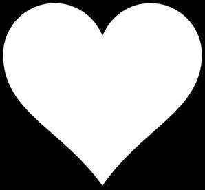 298x276 Clip Art Heart Outline Clipart Panda