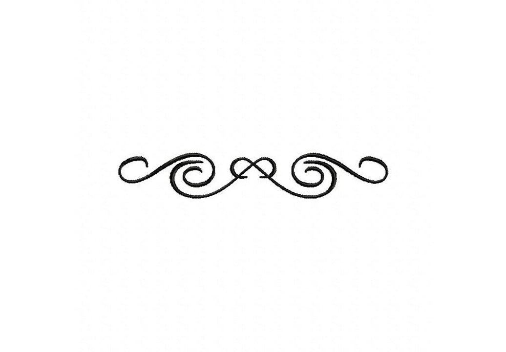 1036x721 Fancy Border Clip Art Swirl Free Clipart Images 2