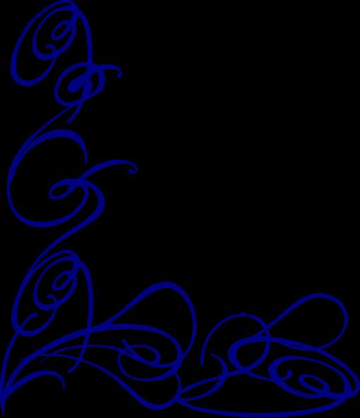 510x592 Border Swirls Cliparts 183385