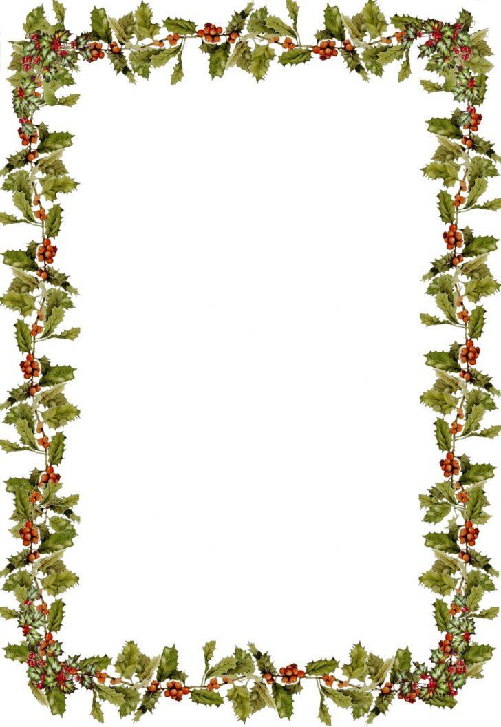 728x1056 Christmas ~ Christmas Border Clip Art Free Borders For Word Docs