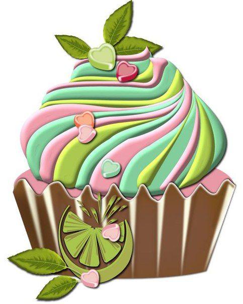 483x604 199 Best Clip Art Cupcakes )) Images Clip Art
