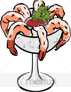 299x388 Fancy Food Clipart