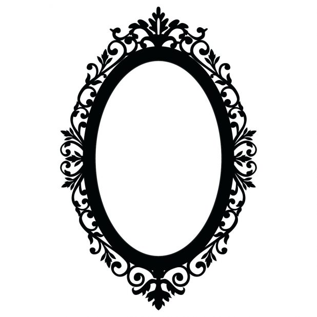618x618 Vintage Clip Art Fancy Oval Frame Shaped Label Templates Free