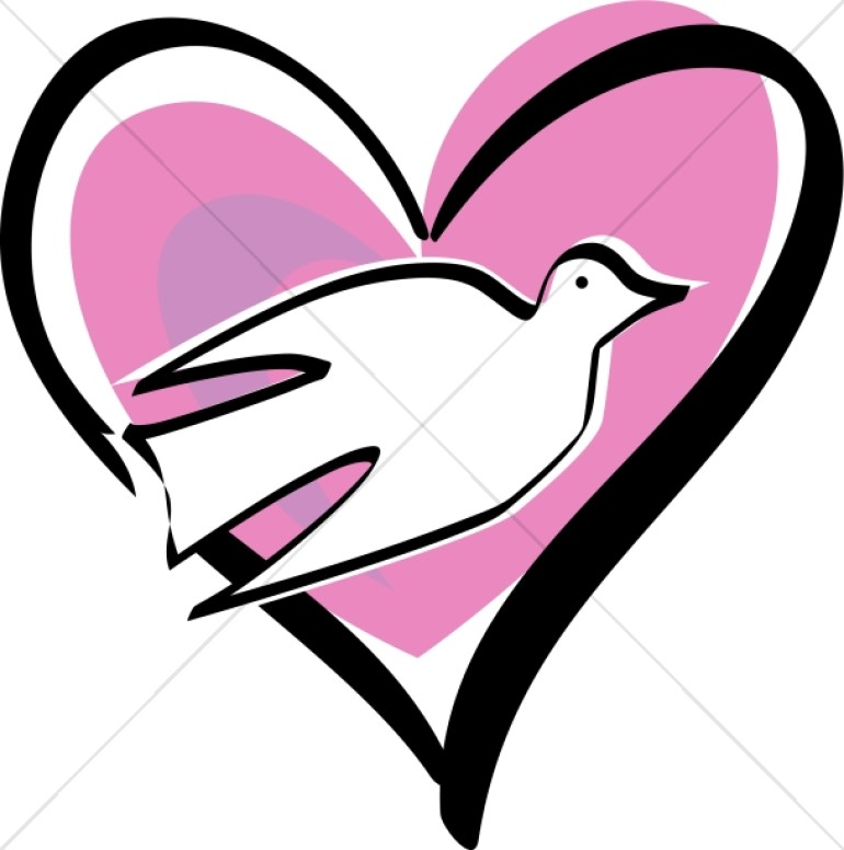 770x776 Pair Of Fancy Hearts Christian Heart Clipart