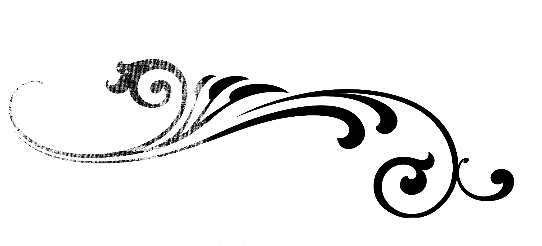 1747x795 Ornamental Clipart Fancy