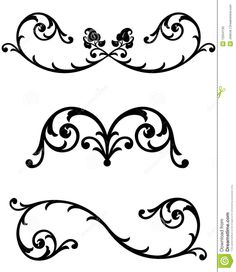 236x272 Fancy Scroll Designs Fancy Scroll Design No Background Shield