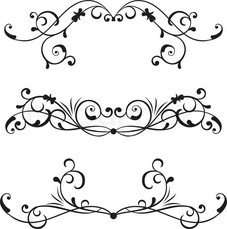 227x229 Scroll Border Designs Design Images