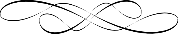 600x117 Lines Clipart Squiggly