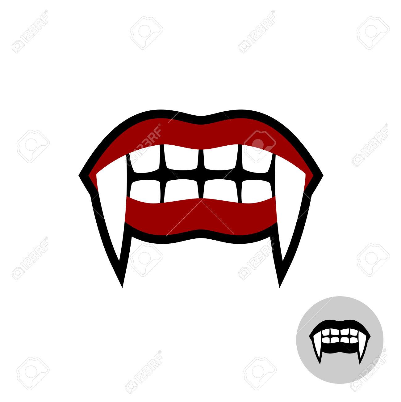 1299x1300 Fangs Clipart Dracula