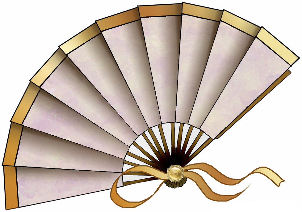 978x686 Fans Clipart Fashion