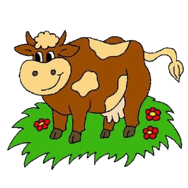 600x600 Farm Animals Clipart