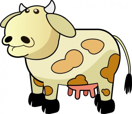 425x368 Farm Animals Clipart Down On Farm
