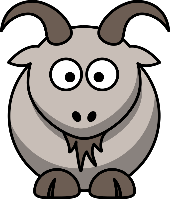682x800 Baby Farm Animal Clipart Free Images