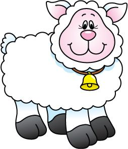 Farm Animals Cartoon Clipart