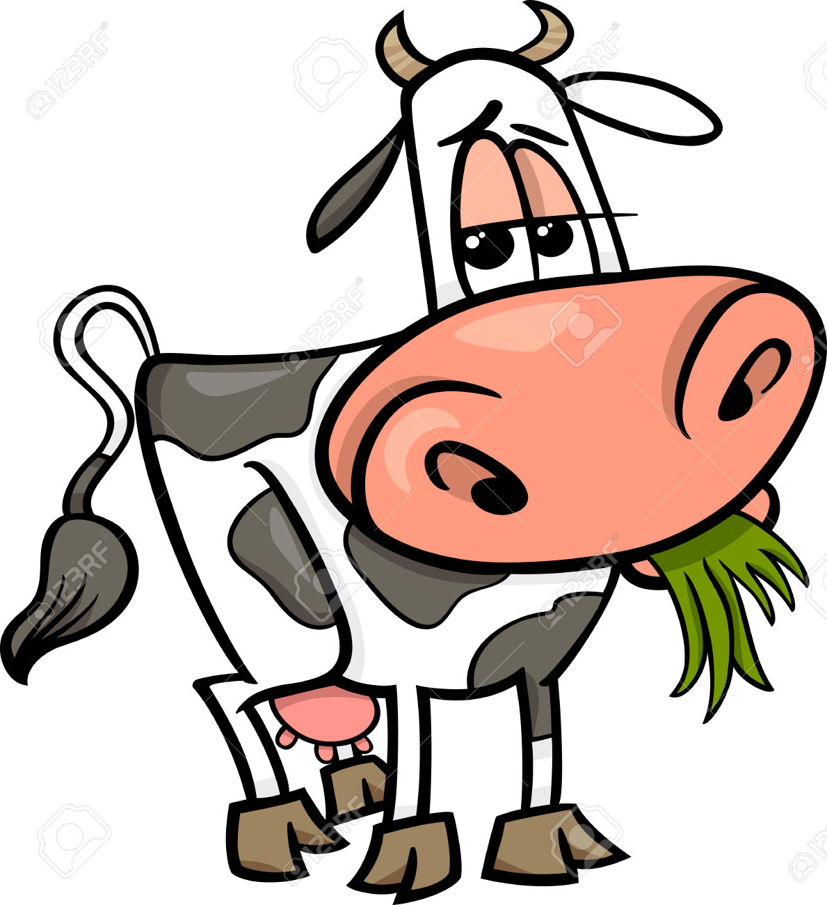 1189x1300 Farm Animals Clipart Cow Farm