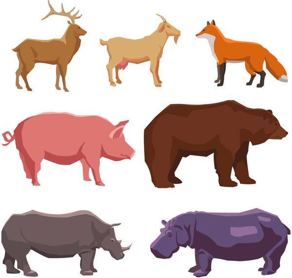 600x572 Farm Animal Clip Art Free Vector Download (213,945 Free Vector