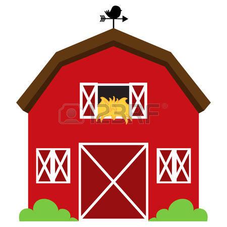 450x450 Farm Clipart Barn House