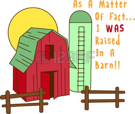 450x378 Barn Clipart Down On Farm