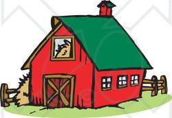 250x172 Download Farm House Clipart Clipartmonk