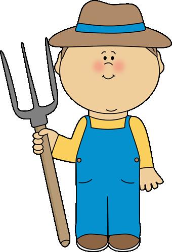 340x500 Farmer Boy Clip Art