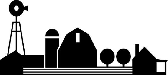 555x247 Farming Victorian Clip Art Vintage Farm Clipart Farmer Stooking