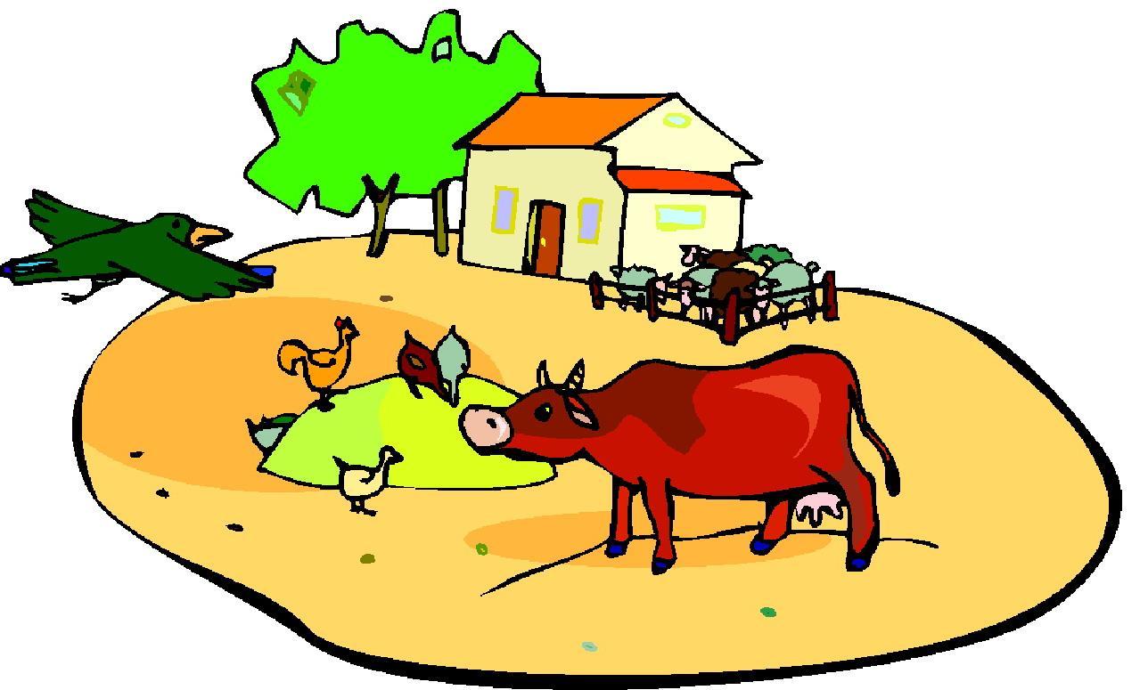 1288x775 Best Hd Farmer Clipart For Kids Farm Images Clip Art Cows Photos