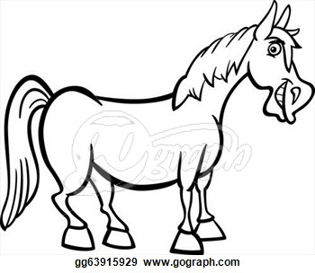 350x304 Farm Animals Clipart Black And White