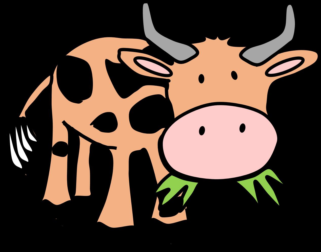 1268x997 Farm Animals Clip Art