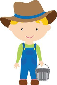 236x350 Farm Clipart Kid Farmer