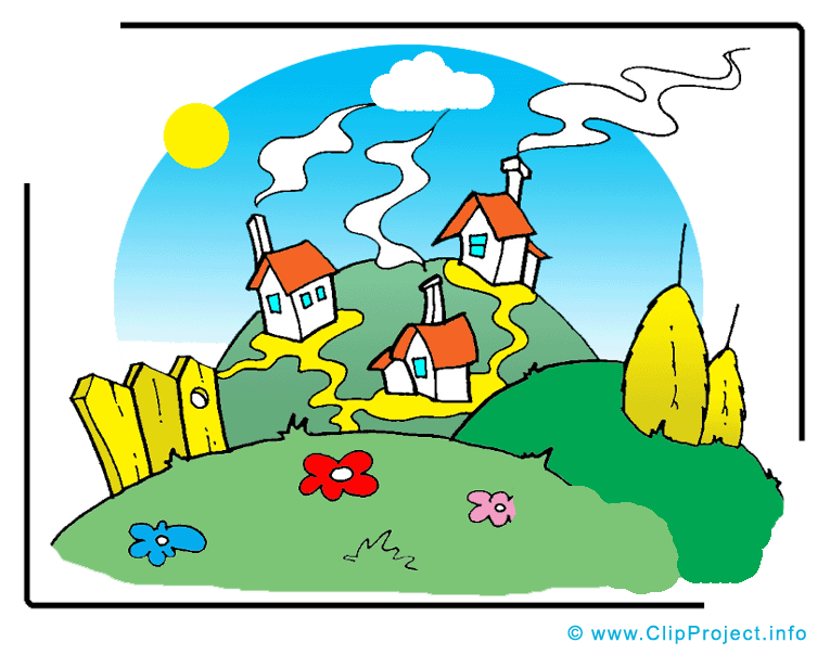 765x604 Farm Clipart Farm Village