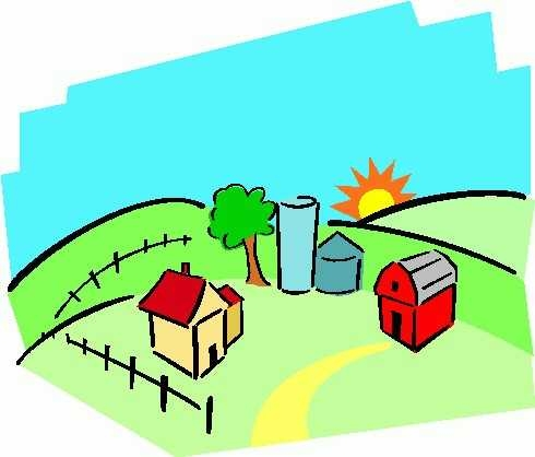 490x418 Free Farmer Clipart