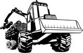 170x108 Clipart Of Heavy, Equipment, Machine, Machinery, Farm, 1946, Ford
