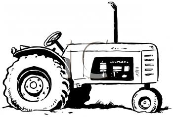 350x237 Farm Equipment Clipart 1893597