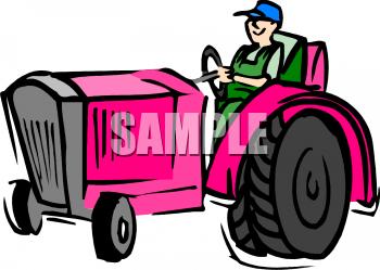 350x249 Farm Equipment Clipart