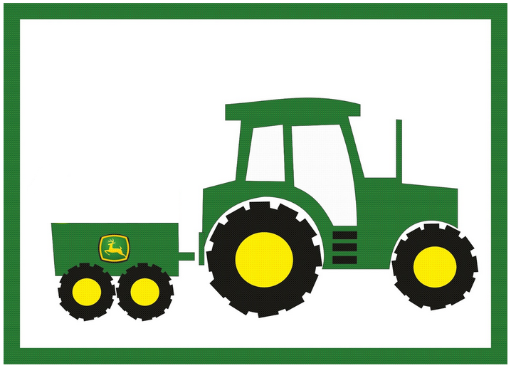 718x517 Pin By Crafty Annabelle On John Deere Tractor Printables
