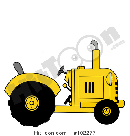 450x470 Tractor Clipart