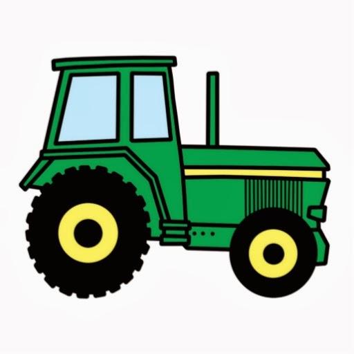 512x512 Tractor Clipart Farm Equipment