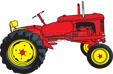 450x295 Agricultural Vehicle Clipart