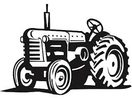 259x194 Bold Design Tractor Clip Art Free Farm Equipment Clipart Image