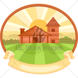 325x325 Farm Banners Gl Stock Images