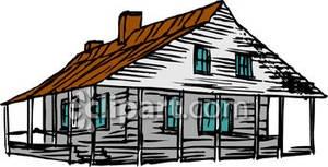 300x153 Farm House Clip Art Free Cliparts