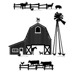236x236 Farmer Outline Clip Art