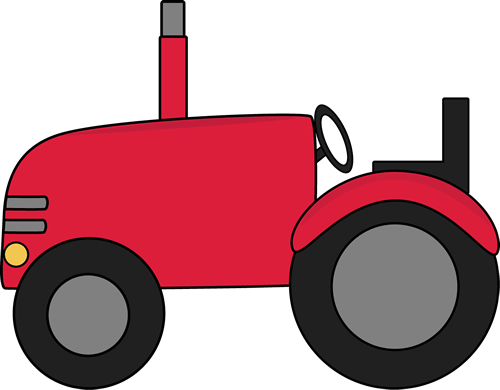 500x390 Farm Clipart Farm Tractor