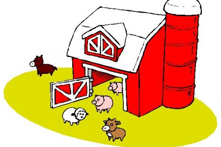 450x300 Pics Photos Farm Clip Art Farm Buildings Clipart Http Www