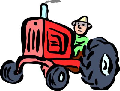 400x304 Farmer Clip Art Download